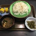 春兆 - 料理写真:春兆特製つけ麺