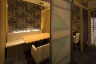 鮨竜 - 個室は4部屋ご用意しております