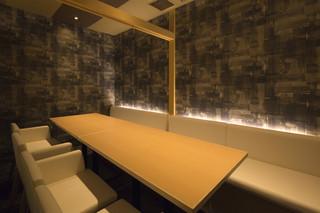 鮨竜 - 最大22名様対応の個室