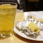 開陽亭 - 酎緑茶