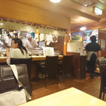 開陽亭 - 店内