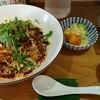 自然派中華 クイジン - 料理写真:旨辛!四川汁なし担々麺のセット