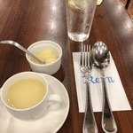 レストラン・ケルン - 粉チーズ&ポタージュ