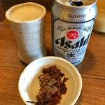90947202 -  缶ビール 400円