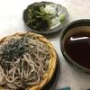 富士峰軒 - 料理写真:わさびそば(800円)