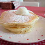 ミツバチ - バターミルクパンケーキ