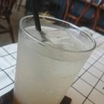 SATO - ドリンク写真:ジンジャーレモンソーダ割♪