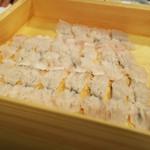 日本料理 黒潮 - 鱧