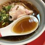 柳麺 呉田 - 厳選地鶏の極上スープ