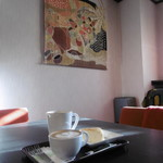 カフェ チーポ・オイト - 素敵な2階