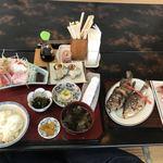 龍宮館 - 料理写真: