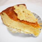 ル・プティ・ポワソン - 〝少し大人の″チーズケーキ