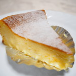 ル・プティ・ポワソン - チーズケーキ