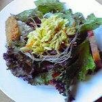 9096668 - 前菜 野菜サラダのオードブル?