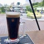 サッポロ生ビール黒ラベル THE PERFECT BEER GARDEN 2018 TOKYO - パーフェクト黒ラベル2018限定黒〈樽生〉
