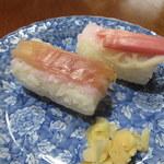 金沢玉寿司 - みょうが・れんこん