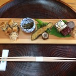 懐石 秀石菴 - 料理写真:どれも美味しい!