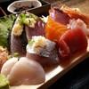 和食Dining うお座 - 料理写真:刺身もりもり(*´ェ`*)