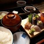 和食Dining うお座 - 刺身盛り合わせ御膳✨✨