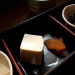 和食Dining うお座 - 豆腐