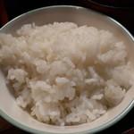 和食Dining うお座 - ご飯
