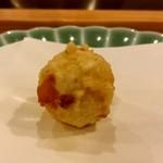 天ぷら料理 さくら - じゃがいも