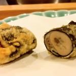 天ぷら料理 さくら - 仙鳳趾(せんぽうし)産カキ