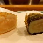 天ぷら料理 さくら - 帆立