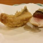 天ぷら料理 さくら - 釧路産サバ