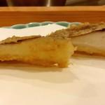 天ぷら料理 さくら - シイタケ
