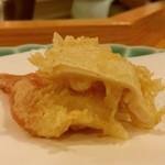 天ぷら料理 さくら - ホッキ貝