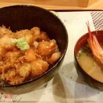 天ぷら料理 さくら - かき揚げ丼
