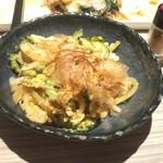 タイムズ スパ・レスタ - ゴーヤチャンプル 七味付き 苦味って爽快 ペロっと食べれる