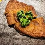 肉と魚 あおき - 青島天ぷら