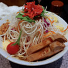 ラーメン 宮郎 - 料理写真:宮し中華・ヤサイマシ(870円)