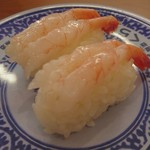 無添 くら寿司 - 甘海老