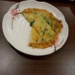 韓国料理 ハンアリ - 野菜チジミ