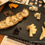 90968754 - 特選チーズ5種盛り合わせ