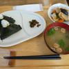 オコメカフェ 森のたんぼ - 料理写真:おにぎりAセット