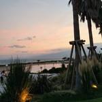 S.DINING【CAFE&BAR】 - 夕暮れの大磯ロングビーチ