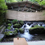 かつら - 川床の写真2