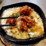 トマト&オニオン - 焼きチーズde唐揚げタッカルビ