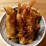 Kanekoya - 天丼(竹)鱚