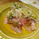 グッドスプーン - 鮮魚のカルパッチョ