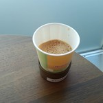 エアポートラウンジ ヴォルティス - コーヒー