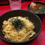 横浜家系ラーメン 志田家 - つけ麺850円。