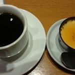 藤左エ門 - 食後のコーヒー・デザート