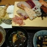 藤左エ門 - 寿司・天ぷら・赤だし・小鉢