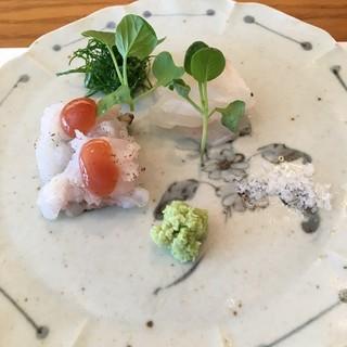 料理屋くおん - 料理写真: