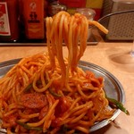 スパゲッティーのパンチョ - ナポリタン